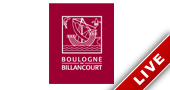 Retransmission en direct du Conseil Municipal de la ville de Boulogne-Billancourt